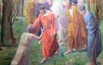Jesus vil velsigne